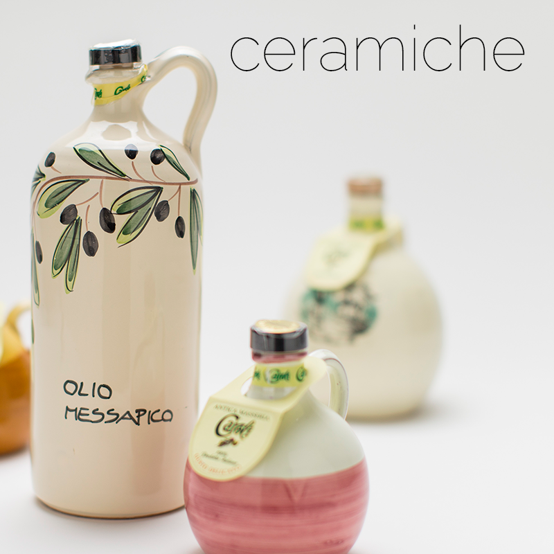 olio-bottiglia-ceramica-pugliese-caroli